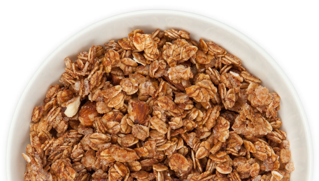 Organic Nutty Chocolate Granola