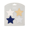 Star Barrette Set