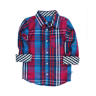 Rugged Butts Casey Plaid Button Down