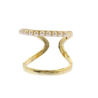 Pearl Encrusted Ring