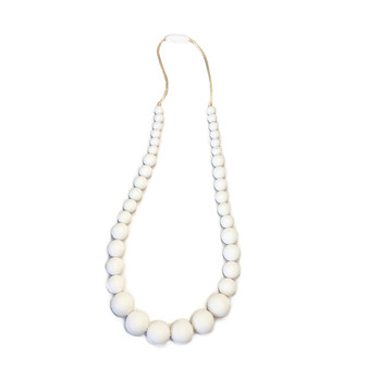 Stardust Generation The Vogue Necklace In White