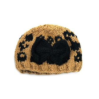 """The Blueberry Hill """"LaLa"""" Leopard Hat"""