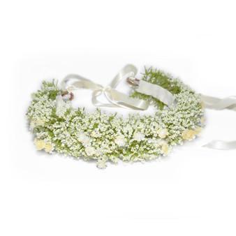 Little Lady Accessories Baby's Breath Flower Crown