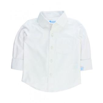 White Formal Button Down