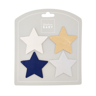 Star Barrette Set