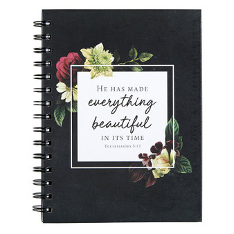He Has Made Everything Beautiful Notebook