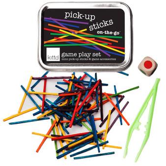 Pick-Up Sticks On-the-Go