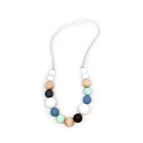 Stardust Generation Kids Sea Glass Bead Necklace