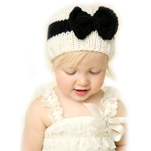 "The Blueberry Hill ""Sabrina"" Bow Hat"