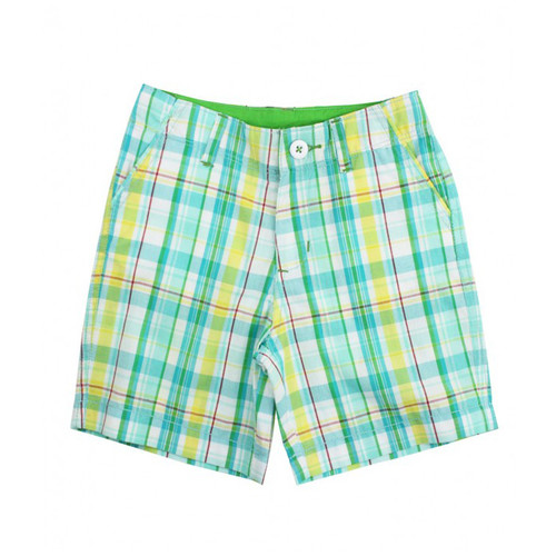 Rugged Butts Finn Plaid Shorts