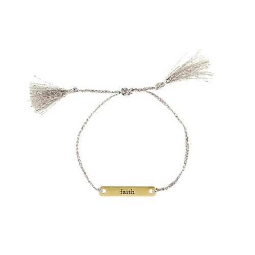 Joy In A Jar Bracelet - Faith
