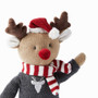 """10"""" Reindeer Baby Knit Doll"""