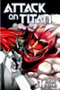 Attack on Titan Graphic Novel 01