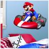Super Mario Bros. Mario Kart Giant Wall Decals