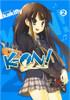 K-ON! Graphic Novel 02
