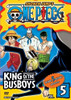 One Piece DVD 05 King of the Busboys