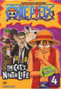 One Piece DVD 04 The Cat's Ninth Life