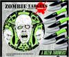 Run Fast Zombie GID Target/Knife Set