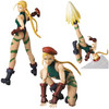 Street Fighter IV RAH Action Figure - Cammy Ver. 2.0