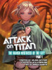 Attack on Titan Novel: The Harsh Mistress of the City Part 1