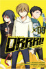 Durarara!! Yellow Scarves Arc Graphic Novel 03