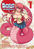 Monster Musume: I Heart Monster Girls 01