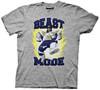 Dragon Ball Z T-Shirt Vegeta Beast Mode