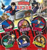 Lupin III Trading Rubber Strap (Blind Box)
