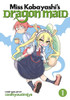 Miss Kobayashi's Dragon Maid Graphic Novel 01