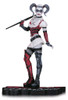 Batman Arkham Asylum Figure: Harley Quinn Red White