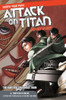 Attack on Titan Adventure Novel Hunt for the Female Titan