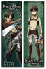 Attack on Titan Body Pillow - Eren