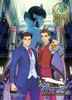 Ace Attorney Wallscroll - Key Art