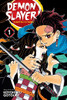 Demon Slayer: Kimetsu No Yaiba Graphic Novel Vol. 01