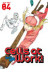 Cells at Work! Graphic Novel 04