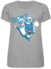 Fairy Tail Plus Size T-Shirt - Don't Worry Be Happy