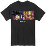 Dragon Ball Super T-Shirt - Goku Saiyan Levels