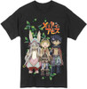 Made in Abyss T-Shirt - Group
