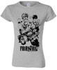 Fairy Tail  Babydoll T-Shirt - Season 7 Group
