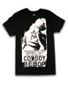 Cowboy Bebop T-Shirt - Spike B&W (Black)