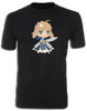 Fate/Stay Night T-Shirt - SD Saber