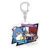 My Hero Academia x Sanrio Keychain 05