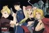 Fullmetal Alchemist Poster - Group 2