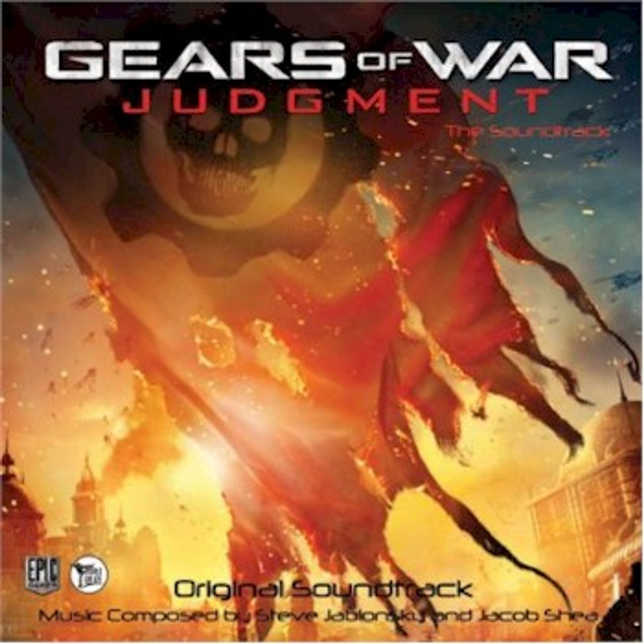Gears Of War Judgment Original Game Soundtrack Anime Castle