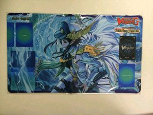 Cardfight Vanguard Play Mat - Soaring Ascent