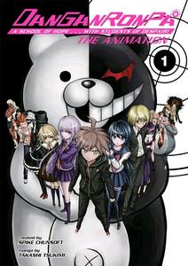 Danganronpa: The Animation Graphic Novel 01