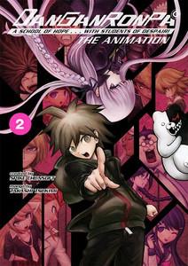 Danganronpa: The Animation Graphic Novel 02