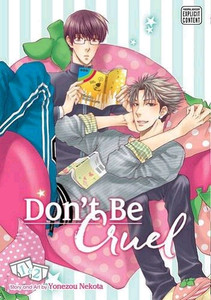 Don't Be Cruel Graphic Novel (2-in-1) Vol. 01 & 02