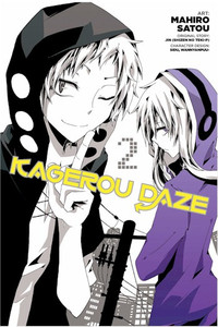 Kagerou Daze Graphic Novel 02