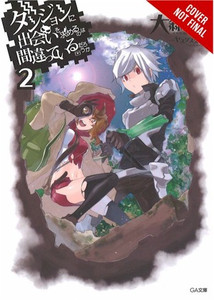 Is It Wrong to Try to Pick Up Girls in a Dungeon? GN 02